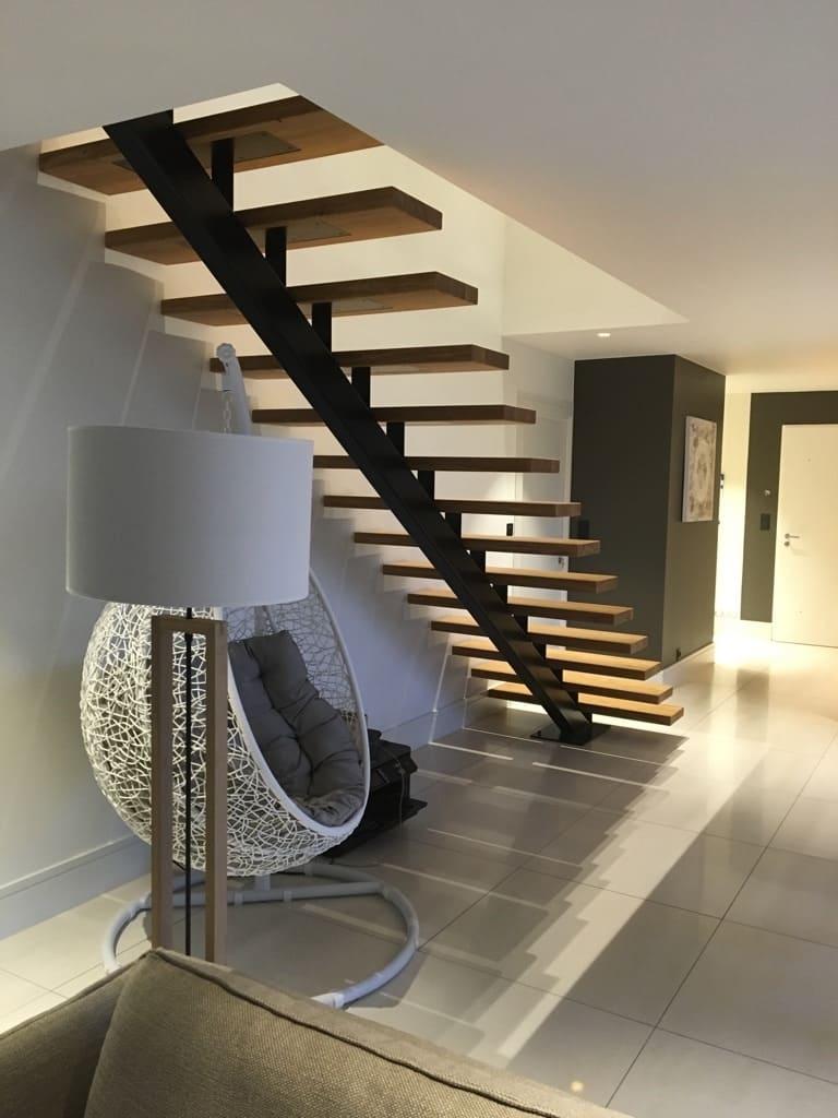 Creation D Une Tremie Escalier escaliers | sd metal