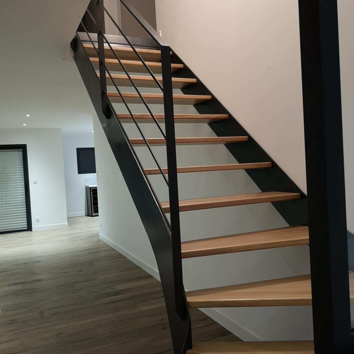 Vernis Pour Marche Escalier escaliers   sd metal